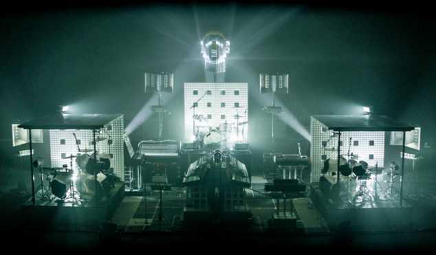 Watch Soulwax's live recorded video for 'Is It Always Binary'