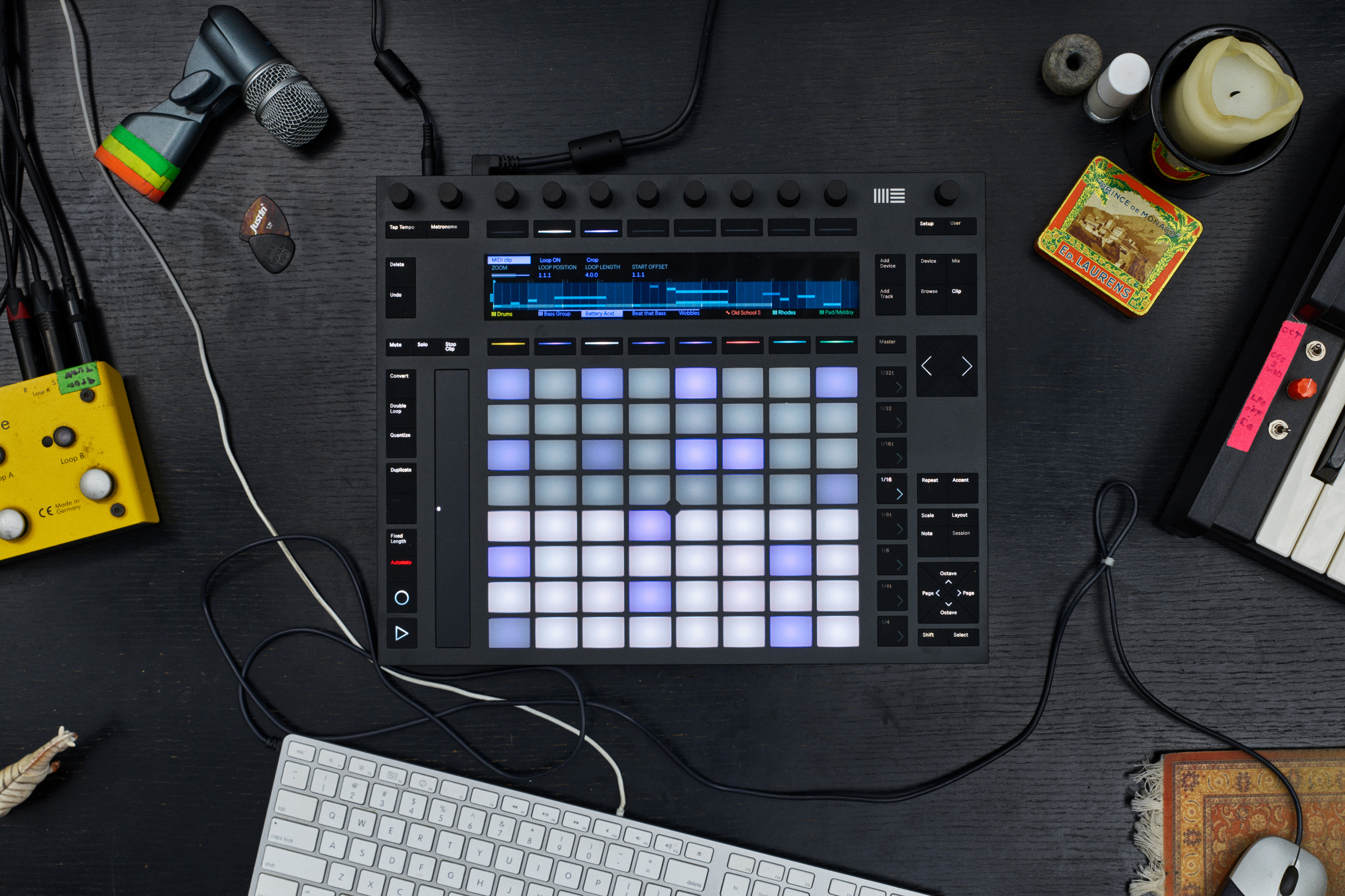 everything you need to know about ableton live 10. Black Bedroom Furniture Sets. Home Design Ideas