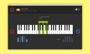 Melodics is a video game-like app that promises to make you a better musician with five minutes of practice a day