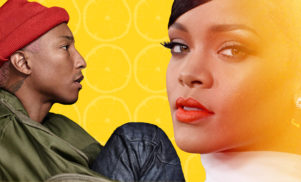 Singles Club: Rihanna brings the zest on N.E.R.D's citrus-sweet 'Lemon'