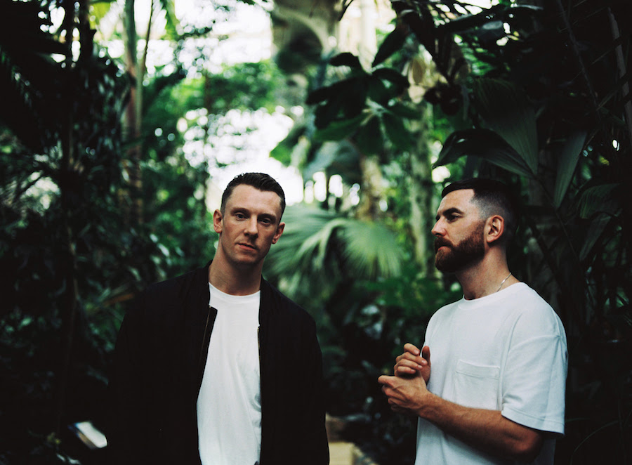 Bicep release Glue EP and explore fading rave sites in new video