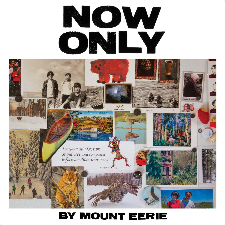 Mount Eerie announces new album Now Only