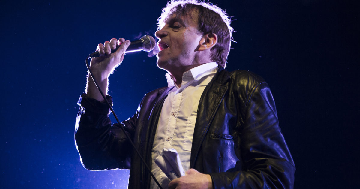 Mark E Smith Was The Supernatural Priest Of Post Punk