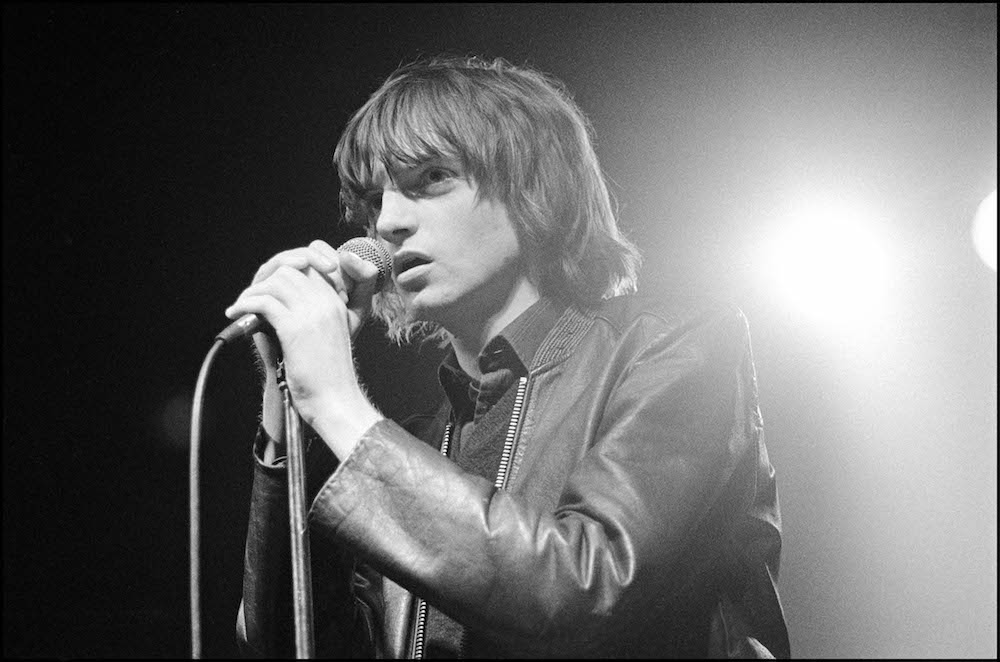 Mark E. Smith was the supernatural priest  post-punk
