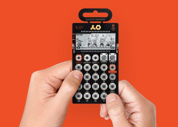 Teenage Engineering adds vocal synth and sampler to Pocket Operator