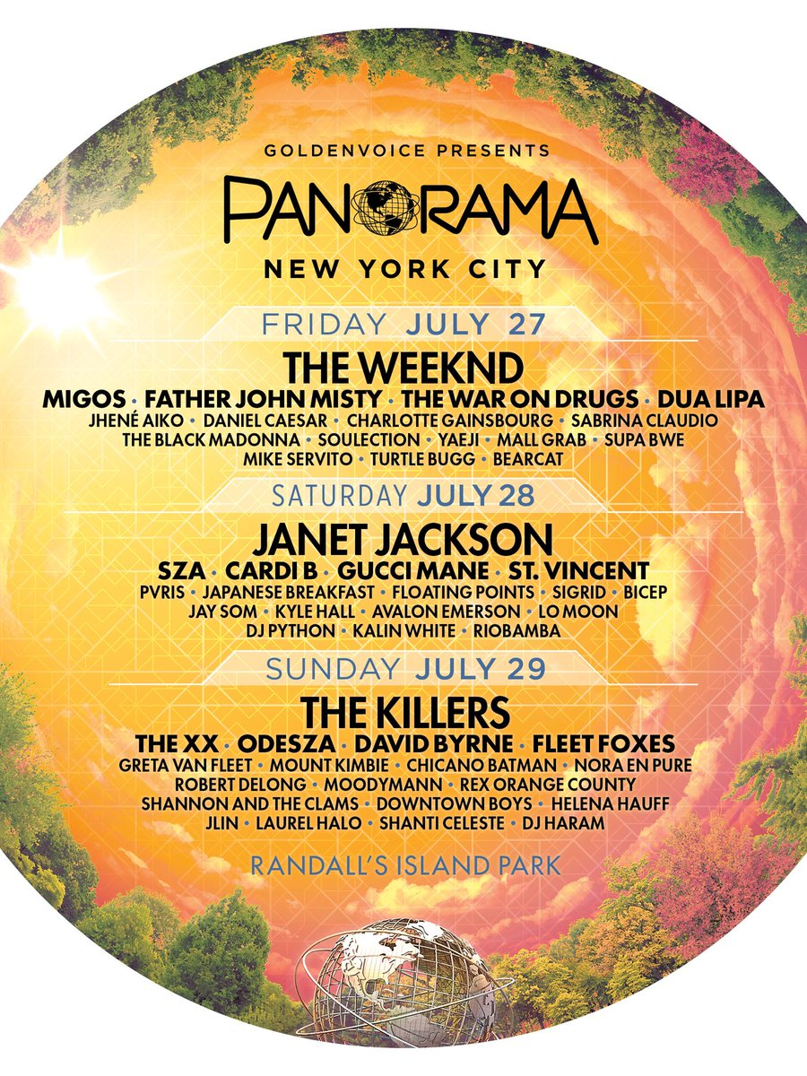 Panorama's lineup is pro mainstream festivals can get electronic music right