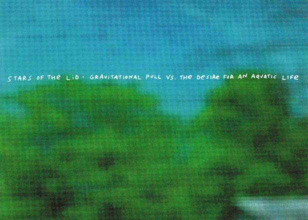 Stars Of The Lid reissue Gravitational Pull Vs The Desire For An Aquatic Life on vinyl