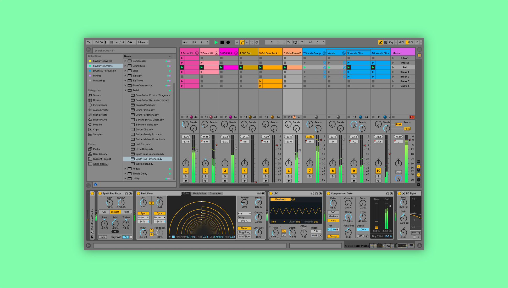 ableton live 10 packs free download