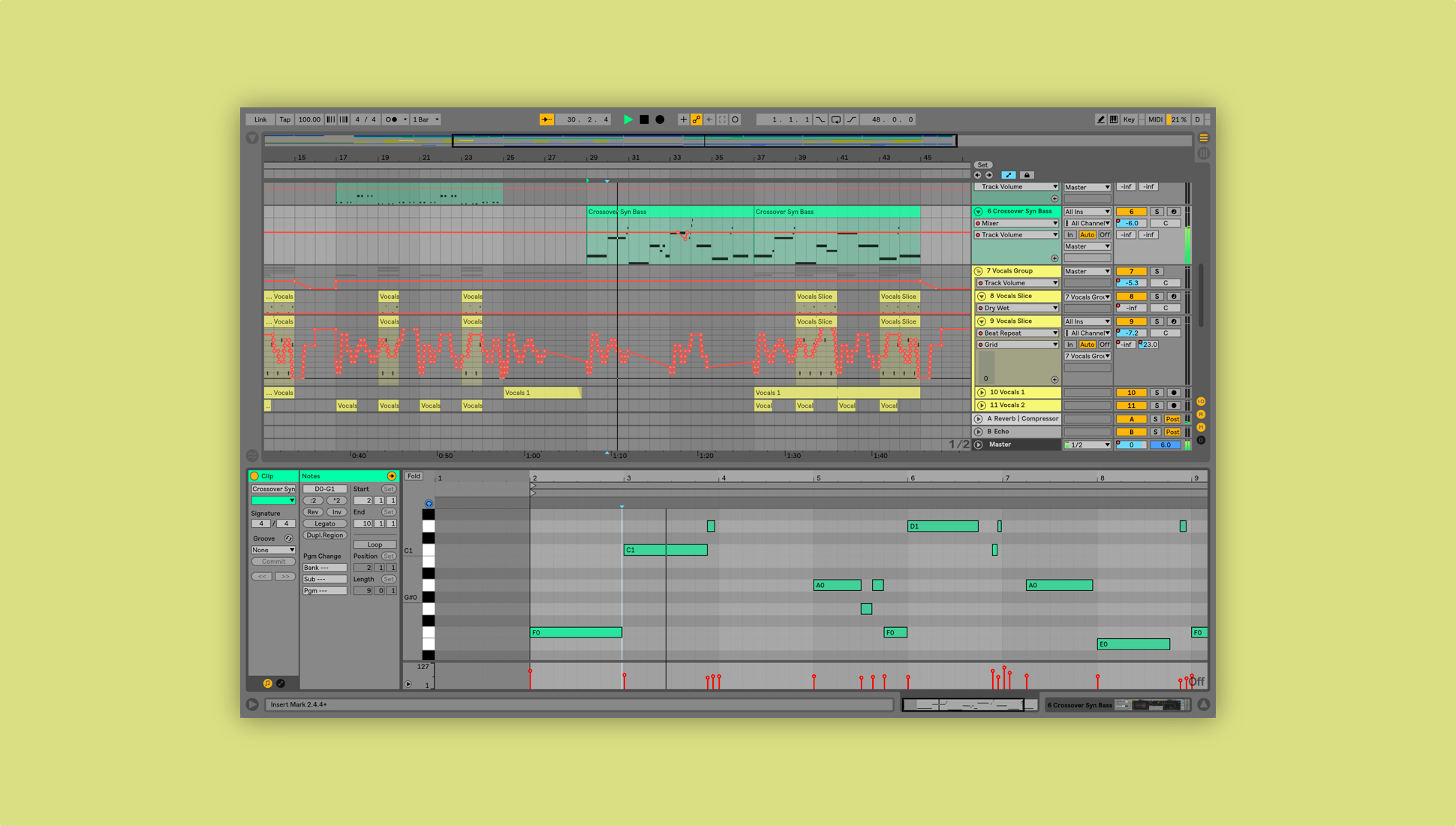 lost my ableton live lite serial