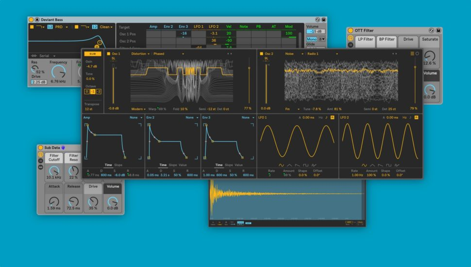Ableton Live 10's most useful hidden feature is its themed