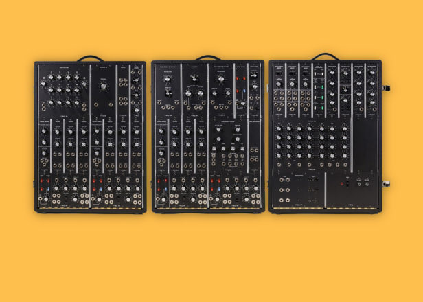 moog announces ultra limited 35 000 modular synthesizer reissue. Black Bedroom Furniture Sets. Home Design Ideas