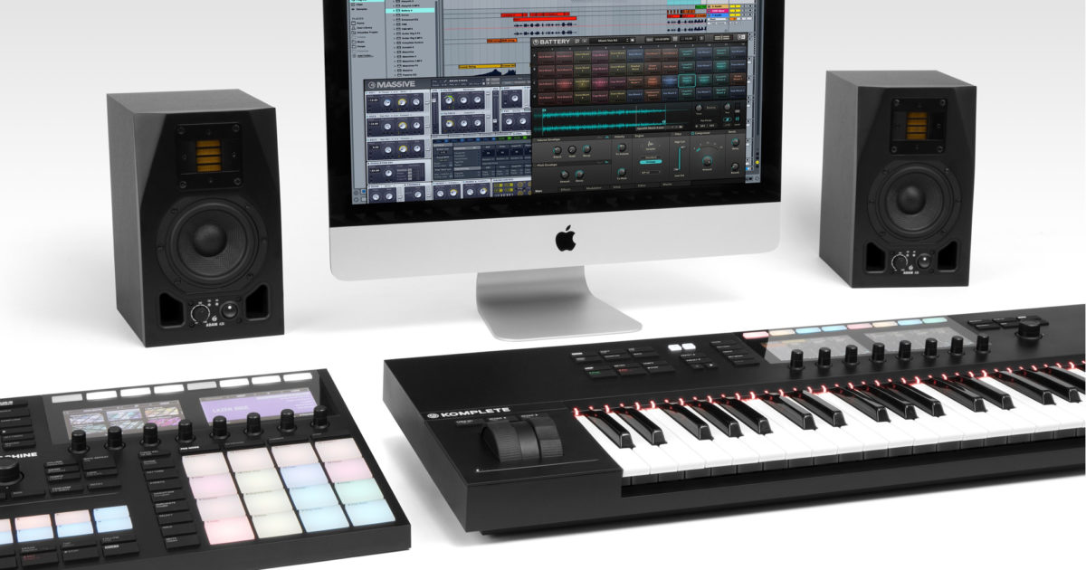 NI's Expansions can now be used outside of Maschine