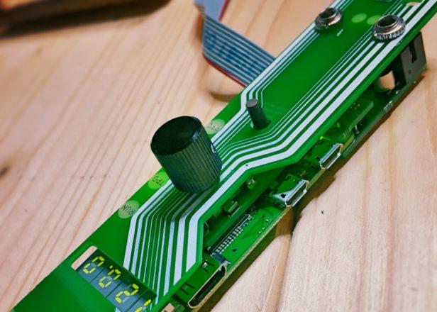 Spink-0 Ableton Link Eurorack module