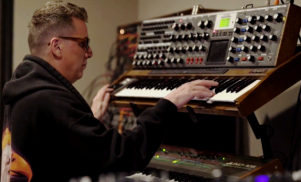 The Mike Dean Moog DFAM Jam
