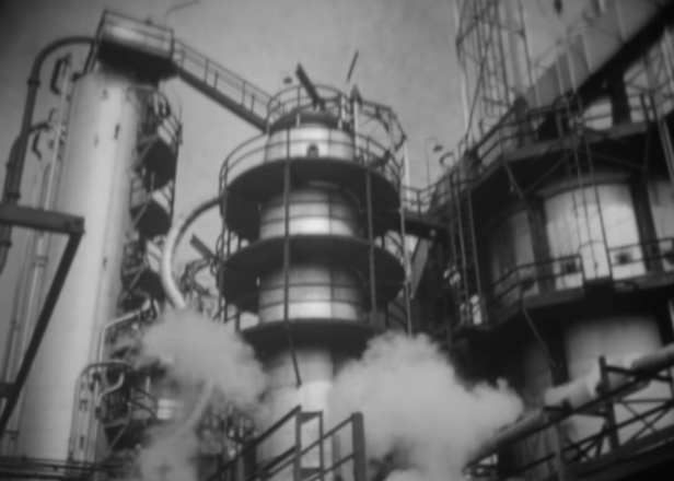 Artist Ben Sun weaves '60s archive footage into a retro-futurist sci-fi delight