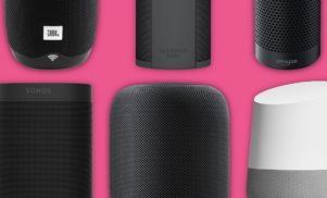 best smart speakers 2018