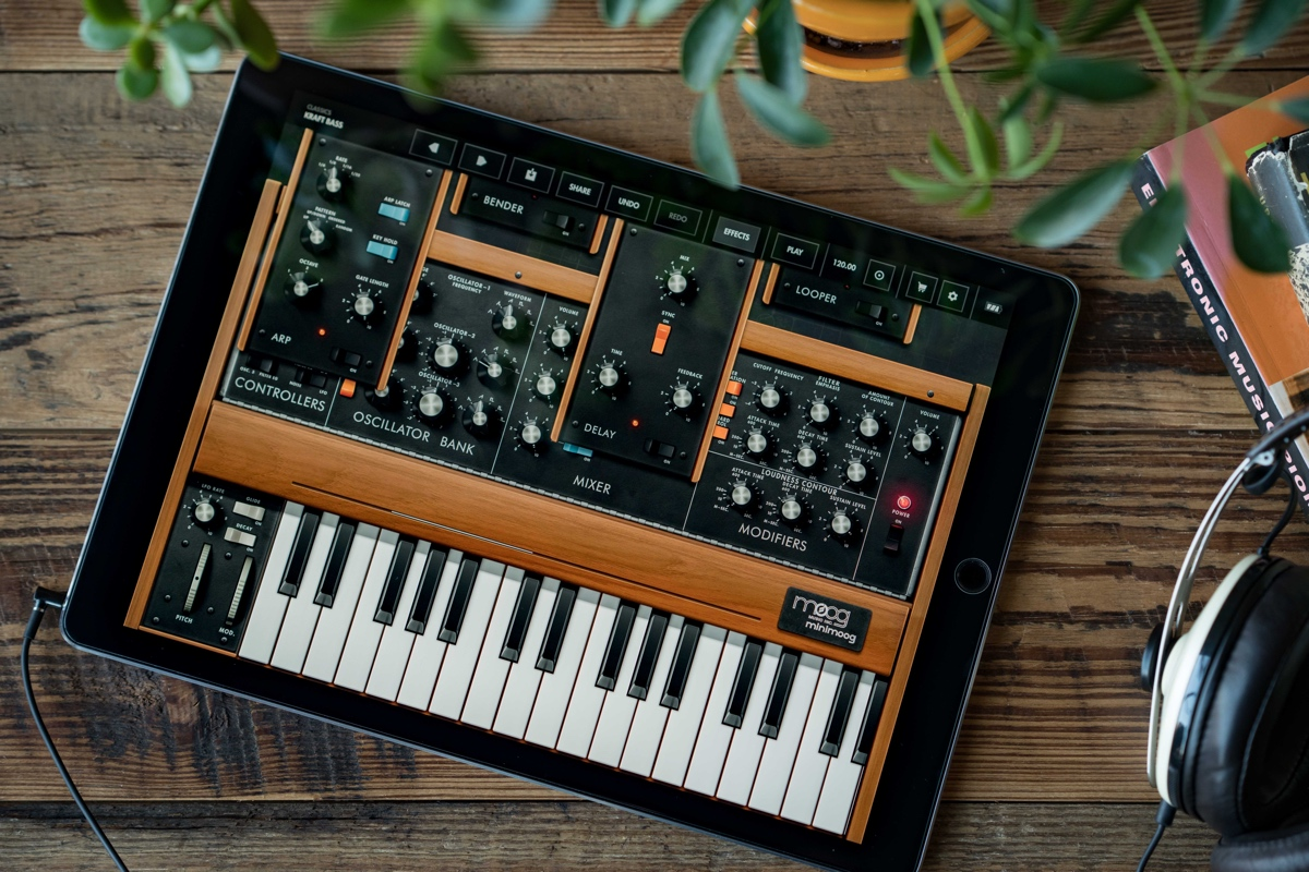 Moog turns its iconic Minimoog Model D synth into a fully