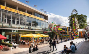 London's Southbank Centre launches new club night, Concrete Lates
