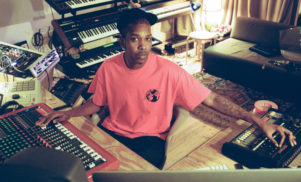 Steven Julien announces 8 Ball 12″ on Apron Records