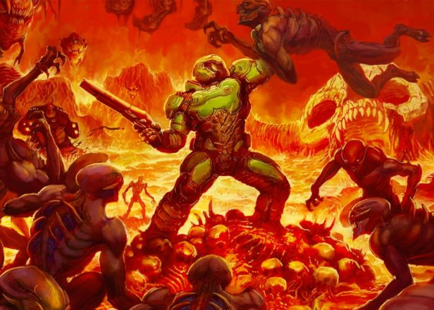 DOOM soundtrack released on vinyl for the first time