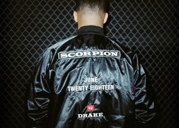 Drake announces new album Scorpion