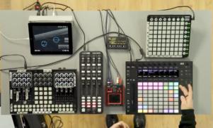 Mattokind Ableton Live set