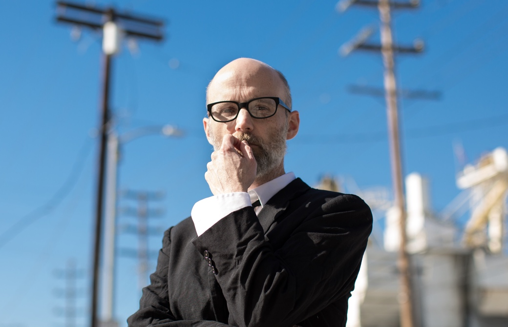 Moby to sell over 100 synths and studio gear from across his career