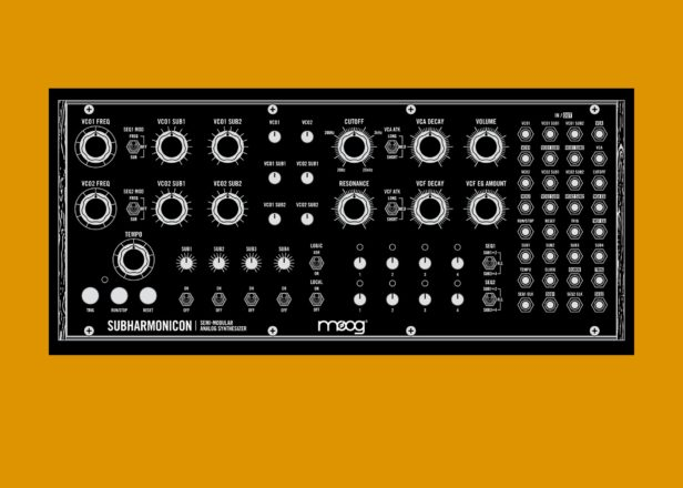 Moog previews exclusive Moogfest synth, the Subharmonicon