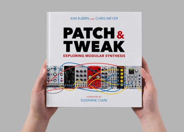 Patch & Tweak book