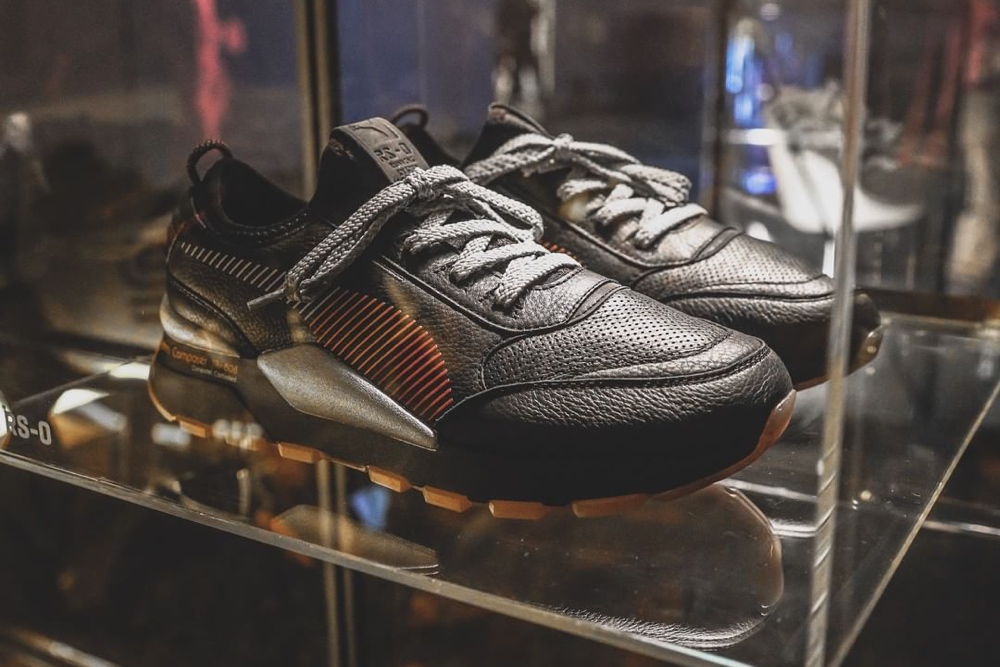 Roland and Puma introduce TR-808 sneaker collaboration