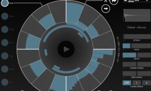 Patterning 2 circular drum machine app coming soon to iOS