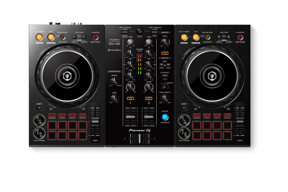 Pioneer DJ's new controller has a tutorial mode that teaches you how to DJ