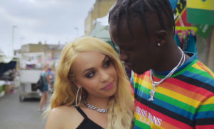 Bad Gyal embarks on a London summer romance in 'Mas Raro' video