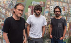 BEAK> announce third album, >>>