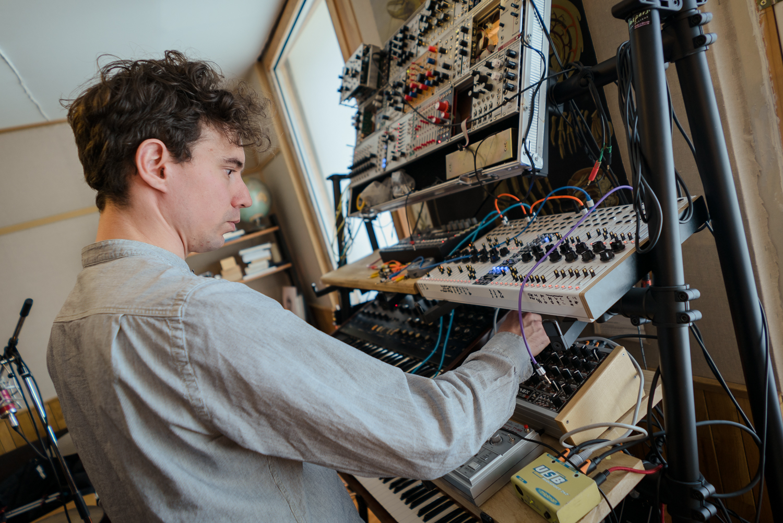 Fever Ray producer Christoffer Berg takes us inside his stunning Gothenburg studio