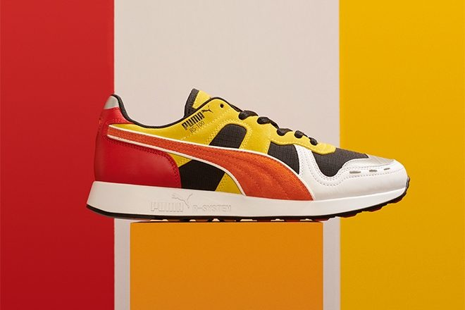 42a20a55bb1cd6 Roland and Puma reveal a new TR-808 inspired sneaker collaboration