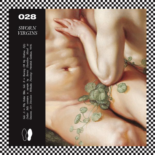 """Mysterious disco project Sworn Virgins drop new 12"""" Fifty Dollar Bills on Soulwax's DEEWEE label"""