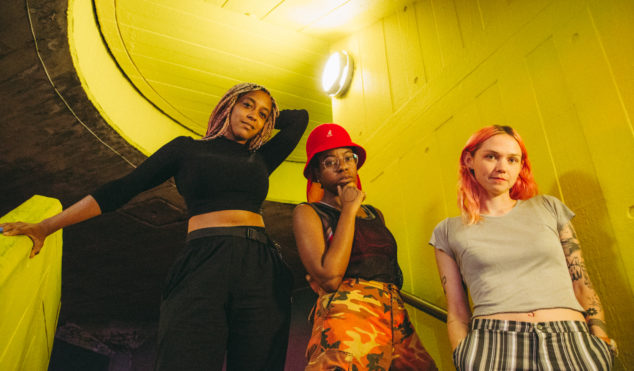 Discwoman at London's Concrete Lates in photos