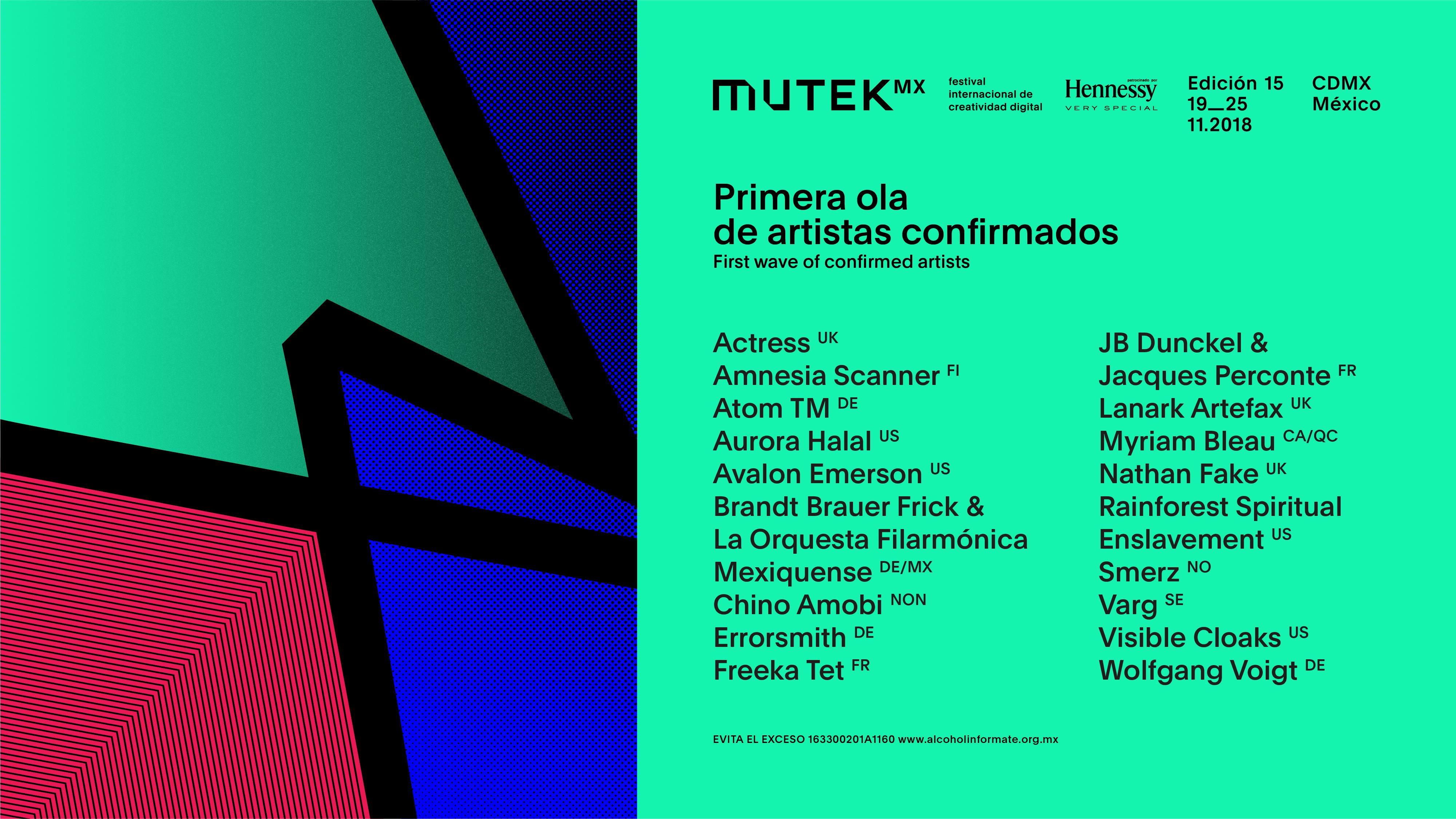 MUTEK.MX 2018
