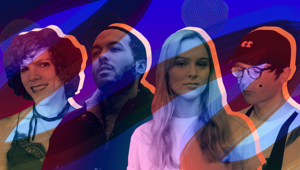 7 must-hear mixes from August 2018: Eris Drew, Iglooghost
