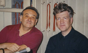 David Lynch and Angelo Badalamenti uncover esoteric jazz LP Thought Gang