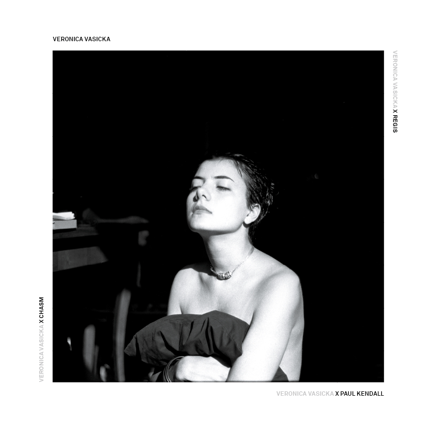Minimal Wave boss Veronica Vasicka announces debut EP From Here