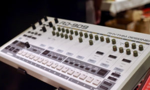 Behringer previews Roland TR-909 drum machine clone, RD-909