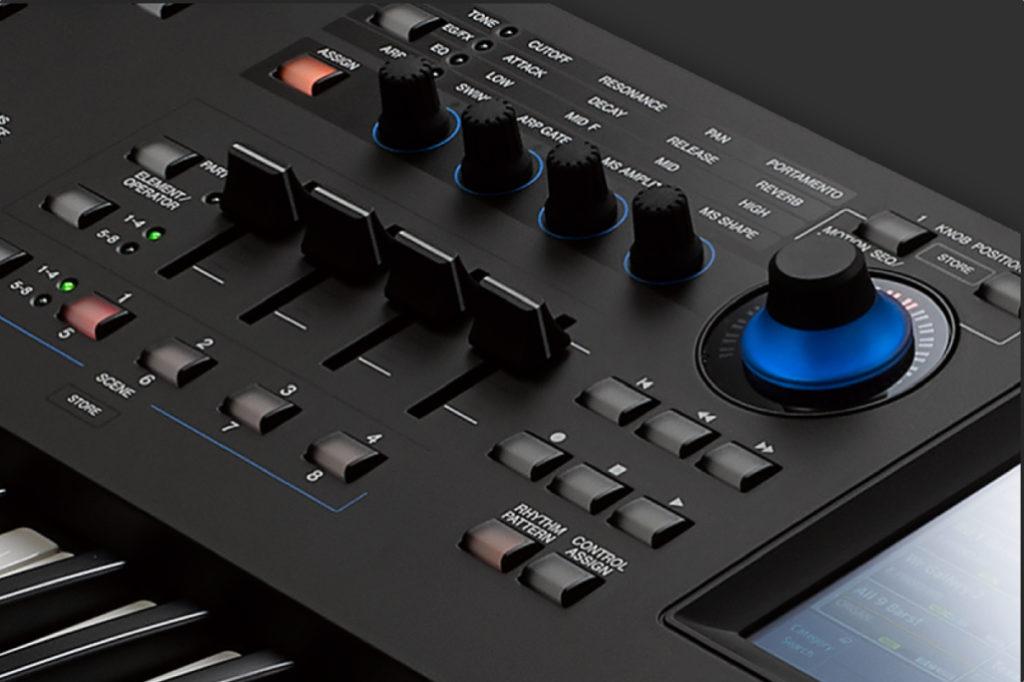 Yamaha's new MODX brings the FM synthesizer into the modern era