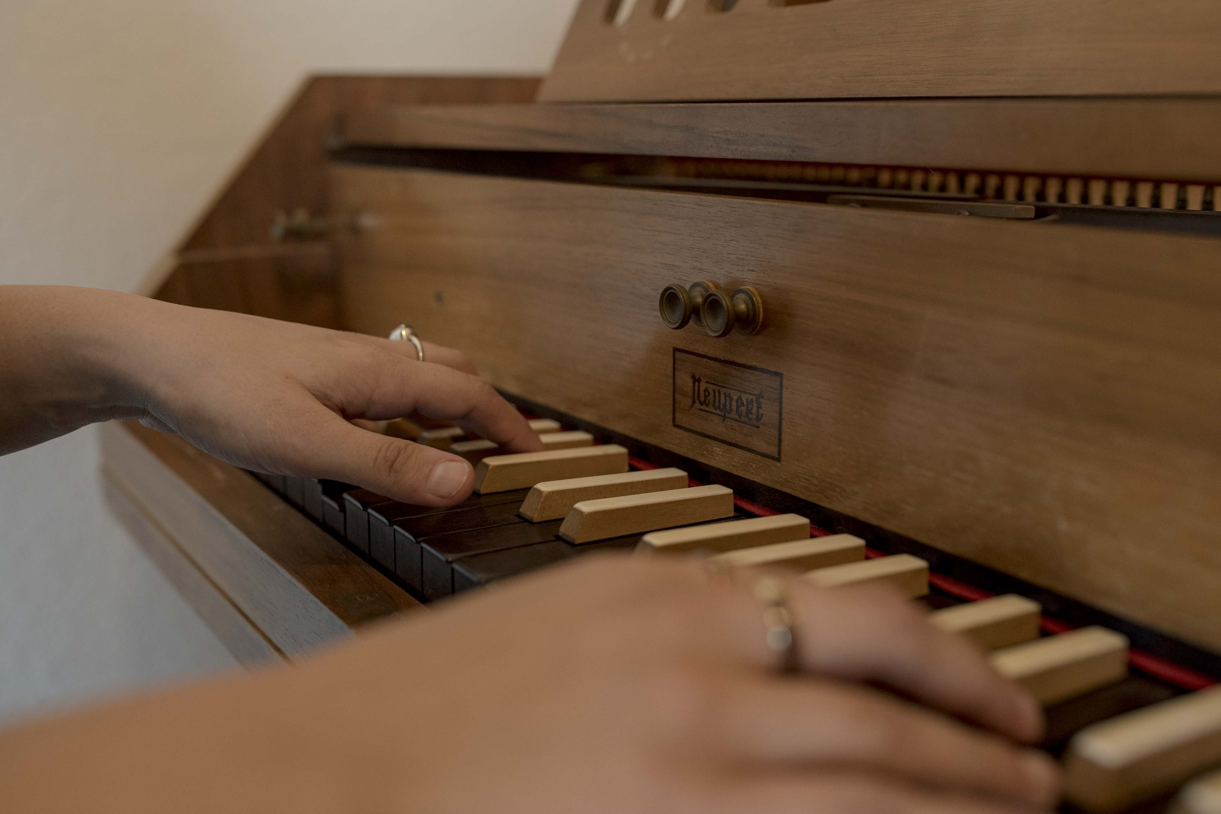 Sarah Davachi on the beauty  instruments, from analog synthesizers to pipe organs