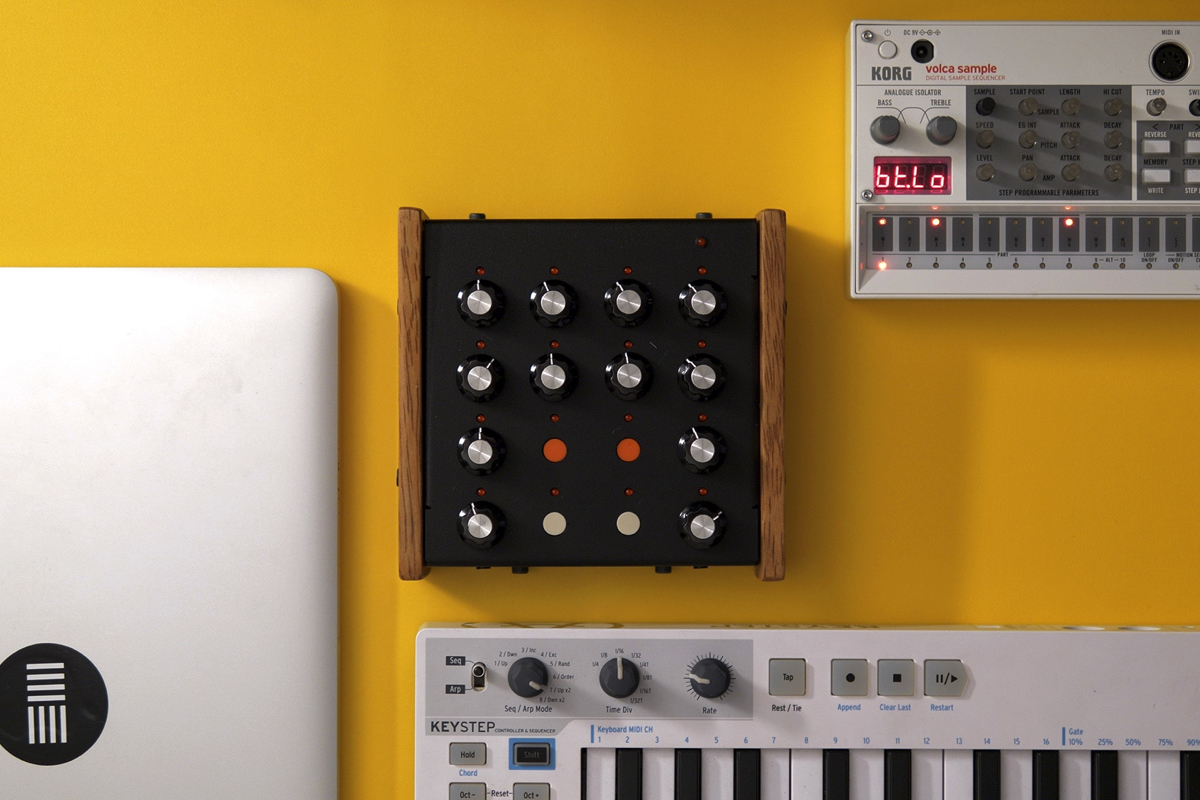 Tinami launches Kickstarter for custom MIDI controllers