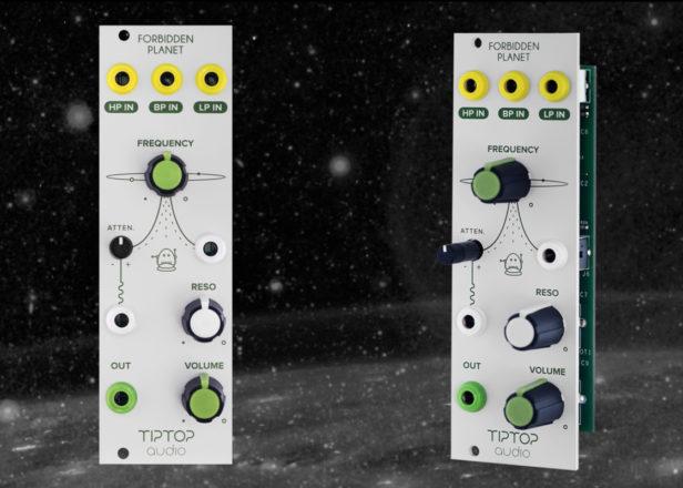 Tiptop Audio Forbidden Planet