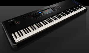 Yamaha announces MODX, a new hybrid keyboard synth with FM
