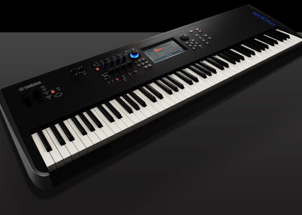 Yamaha announces MODX, a new hybrid keyboard synth with FM