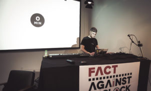 Against The Clock Lab live from ADE 2018 in photos